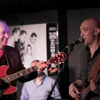 Memphis sur Meuse Tour avec Emilio Raponi